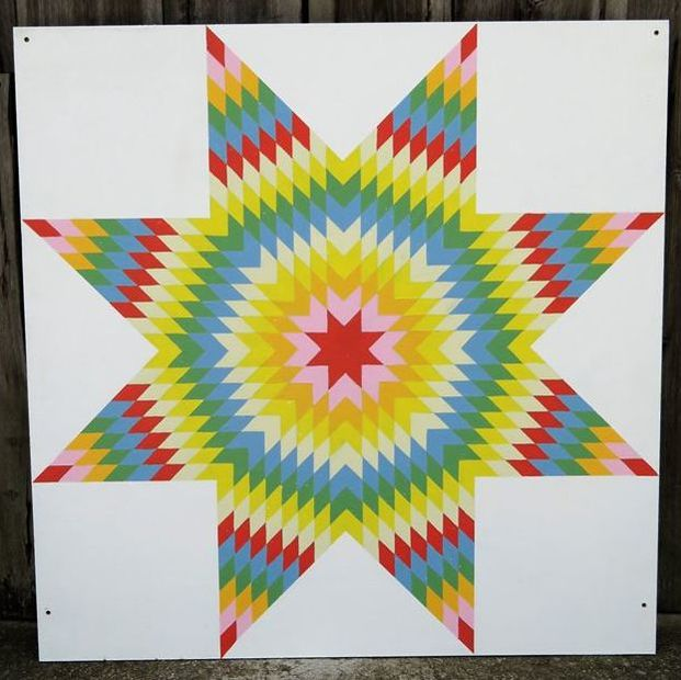 Quilts 61+ - Gratiot County Quilt Trail